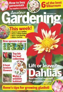 Amateur Gardening - 20 November 2018