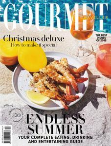Australian Gourmet Traveller - December 2018
