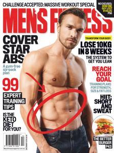 Australian Mens Fitness - December 2018