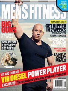 Australian Men's Fitness – January 2019