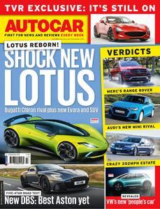 Autocar UK – 21 November 2018