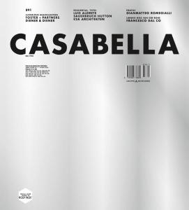 Casabella – Novembre 2018