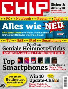 Chip Germany – Dezember 2018