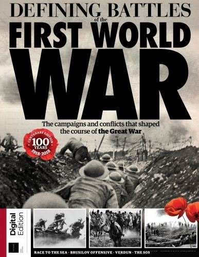 Defining Battles of the First World War - History of War (1st Edition) 2018