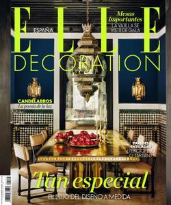 Elle Decoration España – diciembre 2018