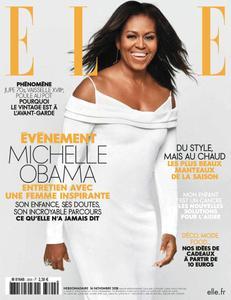 Elle France – 16 novembre 2018