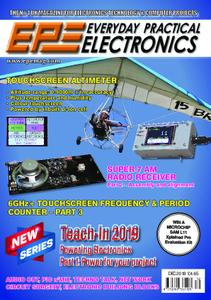 Everyday Practical Electronics – December 2018