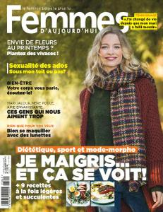 Femmes D'Aujourd'Hui N.45 - 8 Novembre 2018