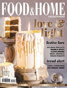 Food & Home Entertaining - December 2018