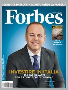 Forbes Italia N.13 - Novembre 2018