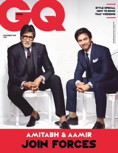 GQ India - November 2018