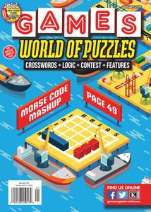 Games World of Puzzles – January 2019