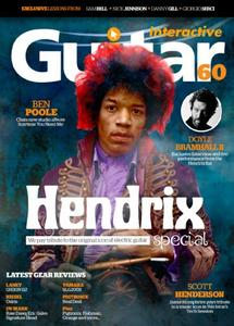 Guitar Interactive – Issue 60, 2018
