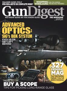 Gun Digest - August 2018