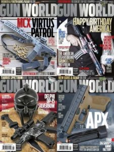 Gun World – Full Year Issues Collection 2018
