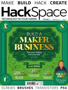 HackSpace – December 2018