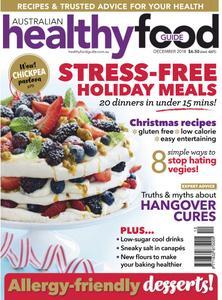 Healthy Food Guide – December 01, 2018