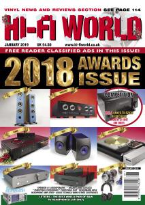 Hi-Fi World - January 2019