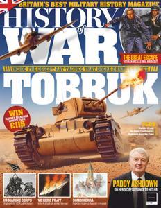 History of War - January 2019
