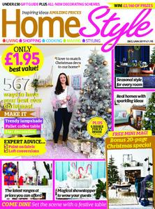 HomeStyle UK – December 2018