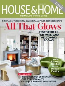 House & Home - December 2018