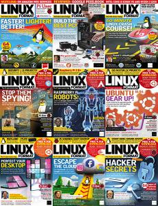 Linux Format UK – Full Year 2018 Collection