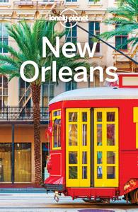 Lonely Planet New Orleans (Travel Guide), 8th Edition