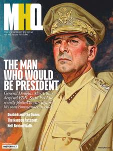 MHQ: The Quarterly Journal of Military History - October 2018