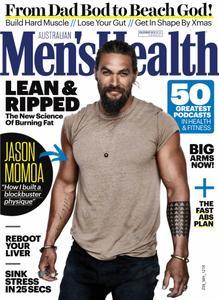 Mens Health Australia - December 2018