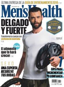 Men's Health México – noviembre 2018