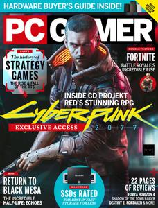 PC Gamer USA – January 2019