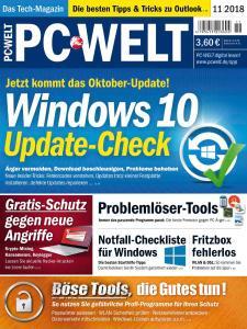 PC-Welt - November 2018