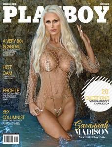 Playboy Australia – November 2018