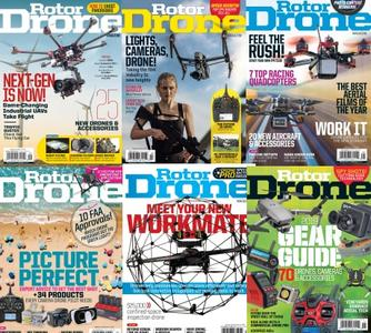 Rotor Drone - Full Year 2018 Collection