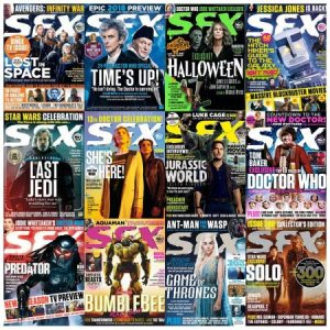 SFX – Full Year Issues Collection 2018