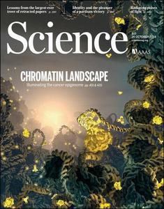 Science - 26 October 2018