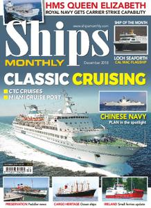 Ships Monthly – January 2019