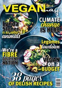 The Australian Vegan Magazine – July/August 2018
