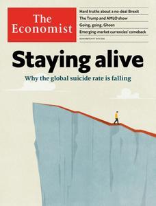 The Economist USA - November 24, 2018