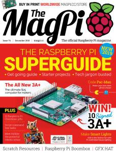The MagPi – December 2018
