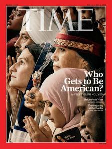 Time USA - November 26, 2018
