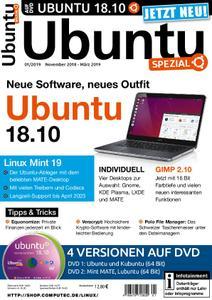 Ubuntu Spezial – November 2018