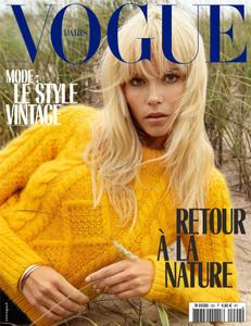 Vogue Paris – novembre 2018