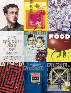 Wired USA – Full Year 2018 Collection