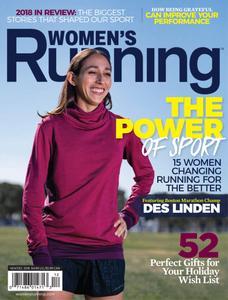 Women's Running USA - November 2018