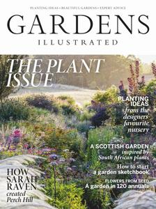 Gardens Illustrated - Christmas 2018