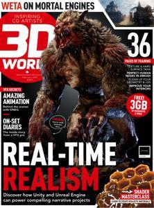 3D World UK - February 2019
