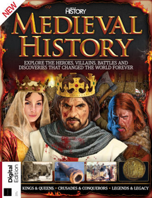 Future's Series: All about History – Book of Medieval History 3rd Edition 2018