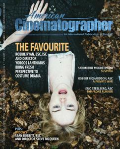American Cinematographer - December 2018