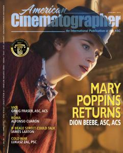 American Cinematographer – January 2019